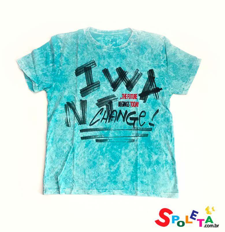 Camiseta Estampada Iwa - OMG