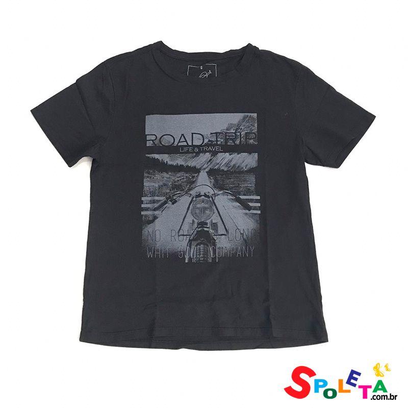 Camiseta Estampada ROAD TRIP - OMG