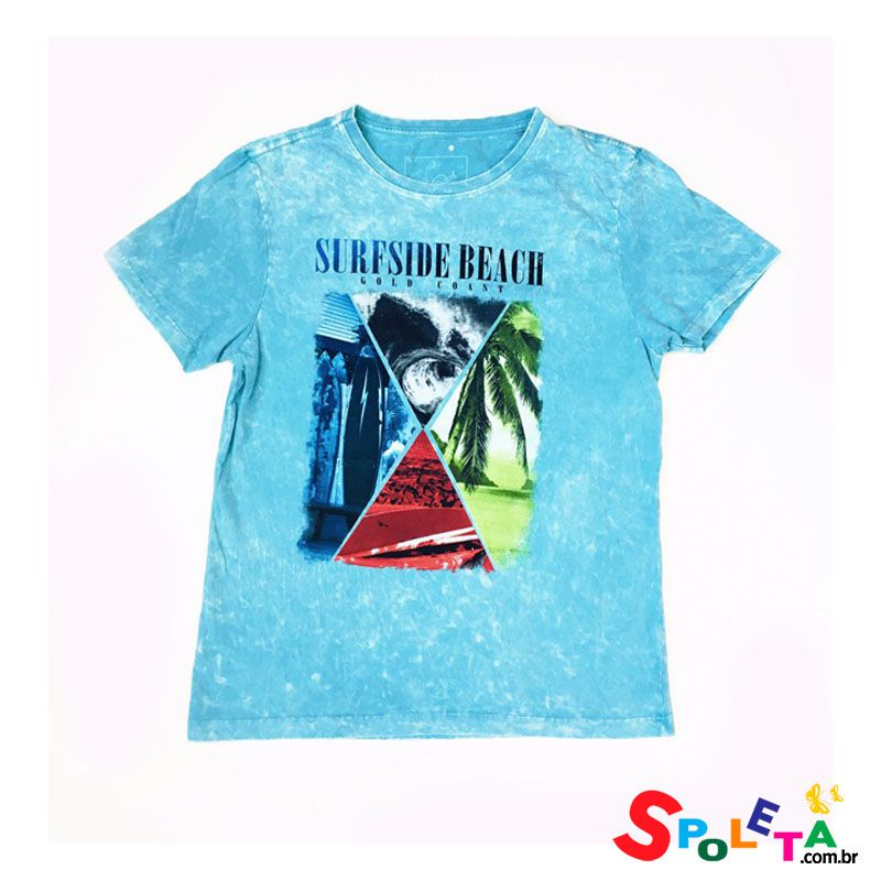 Camiseta Estampada SURFSIDE II - OMG
