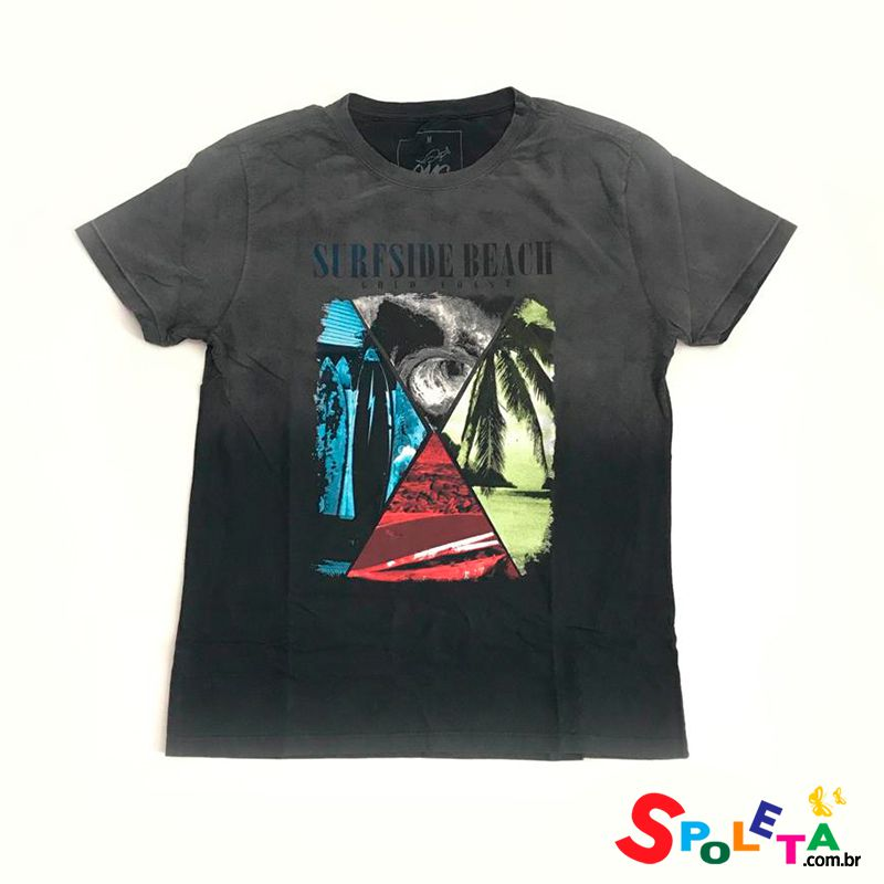 Camiseta Estampada SURFSIDE - OMG