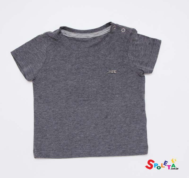 Camiseta Leve Aveludado - Ok&Friends