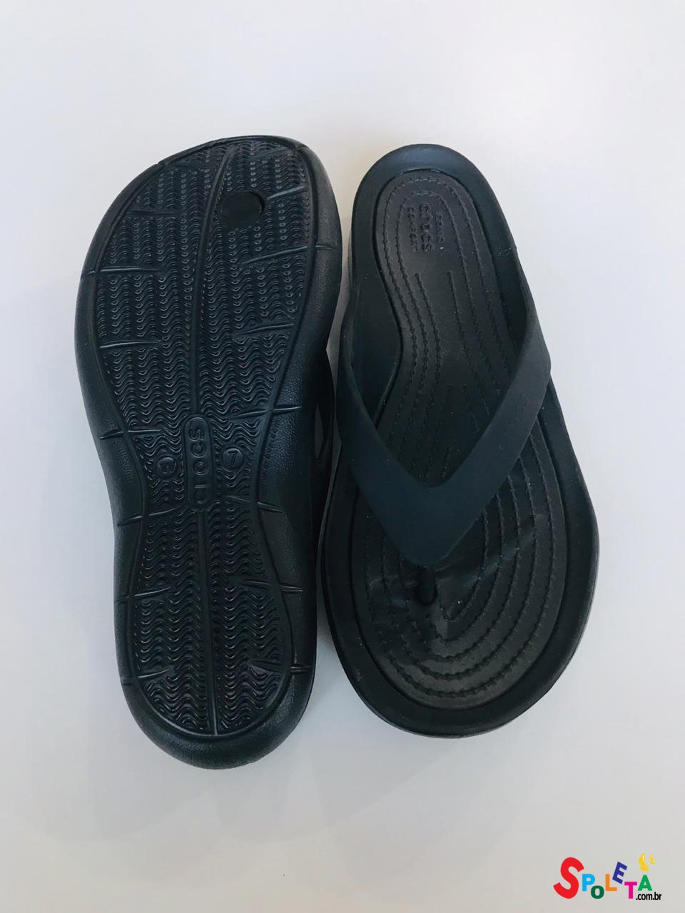 Chinelo Crocs