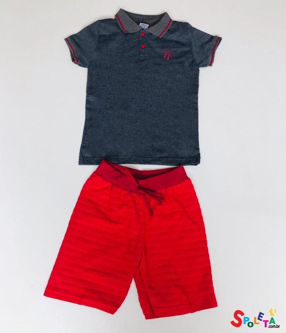 Conjunto Infantil Masculino TF