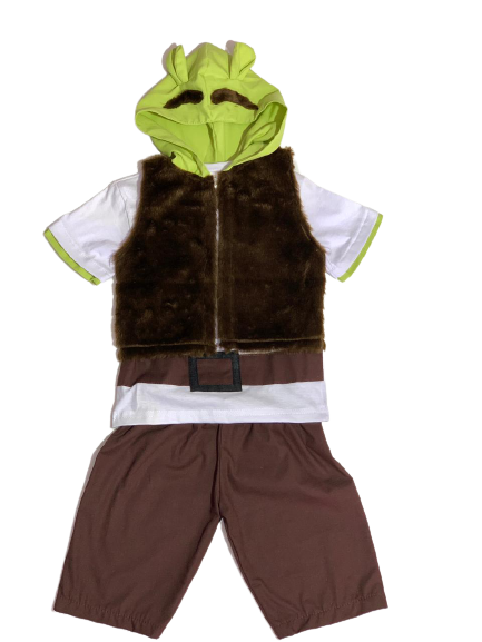 Fantasia Mesversário Shrek