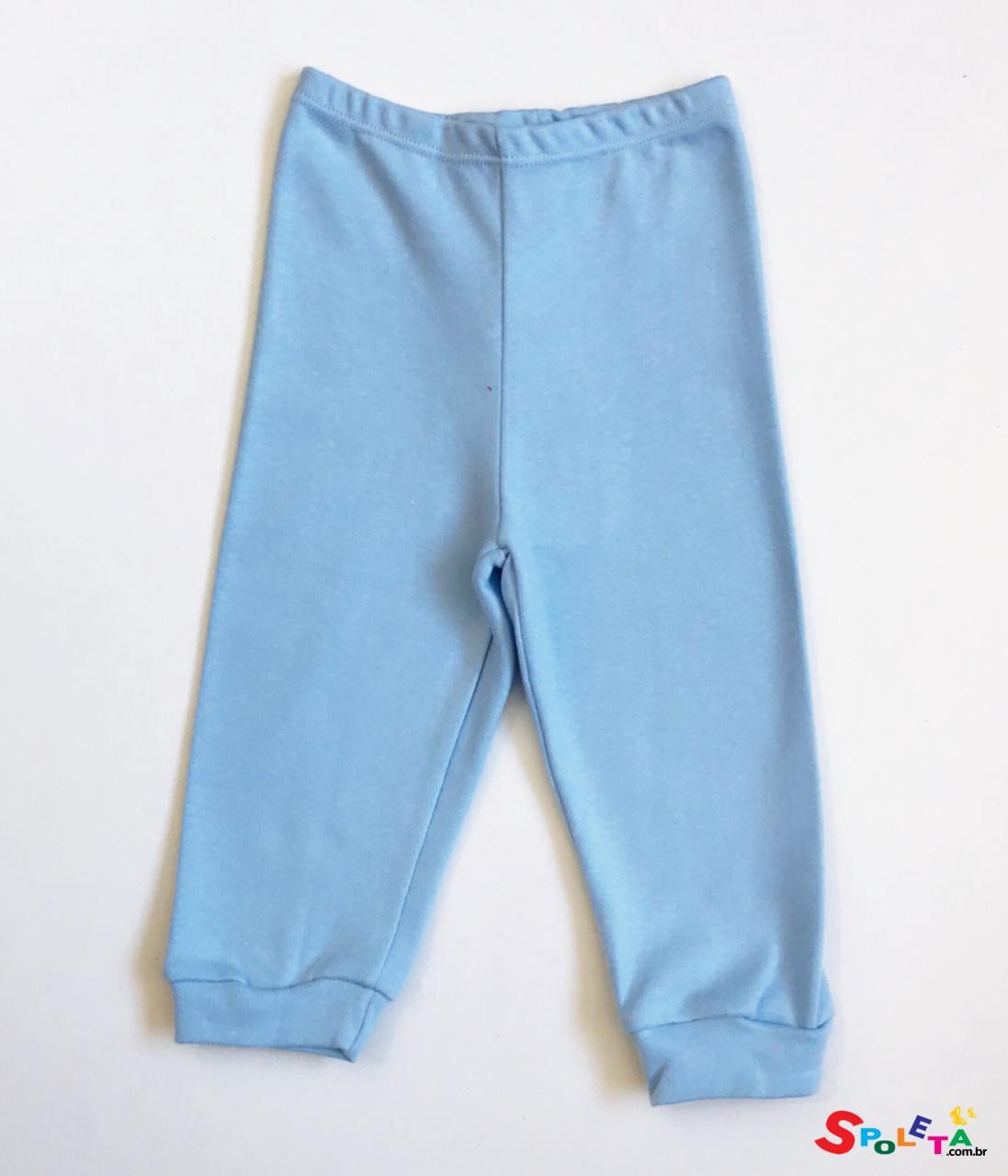 Culote básico azul