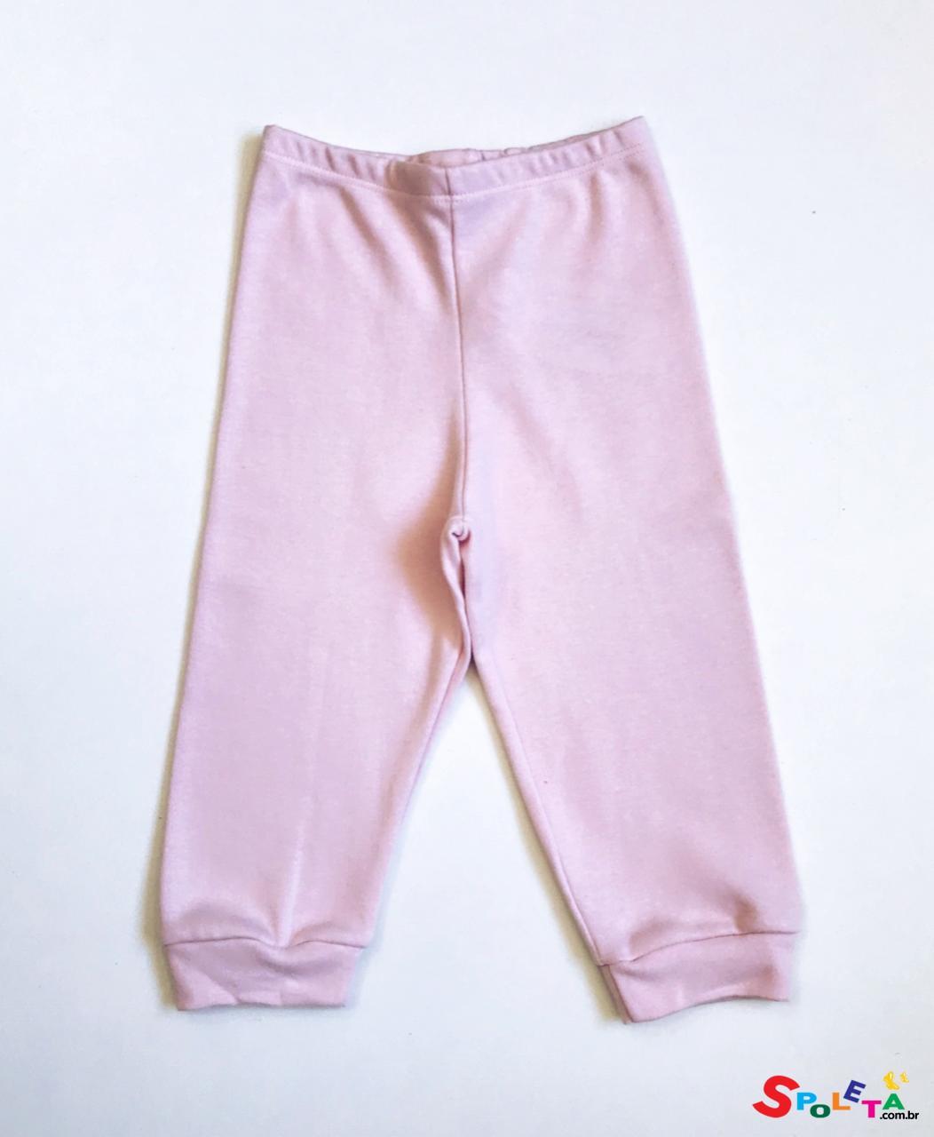 Culote básico rosa