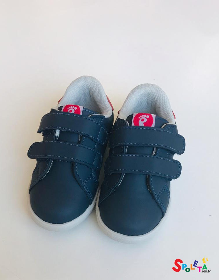 Sapatênis Infantil Masculino Casual