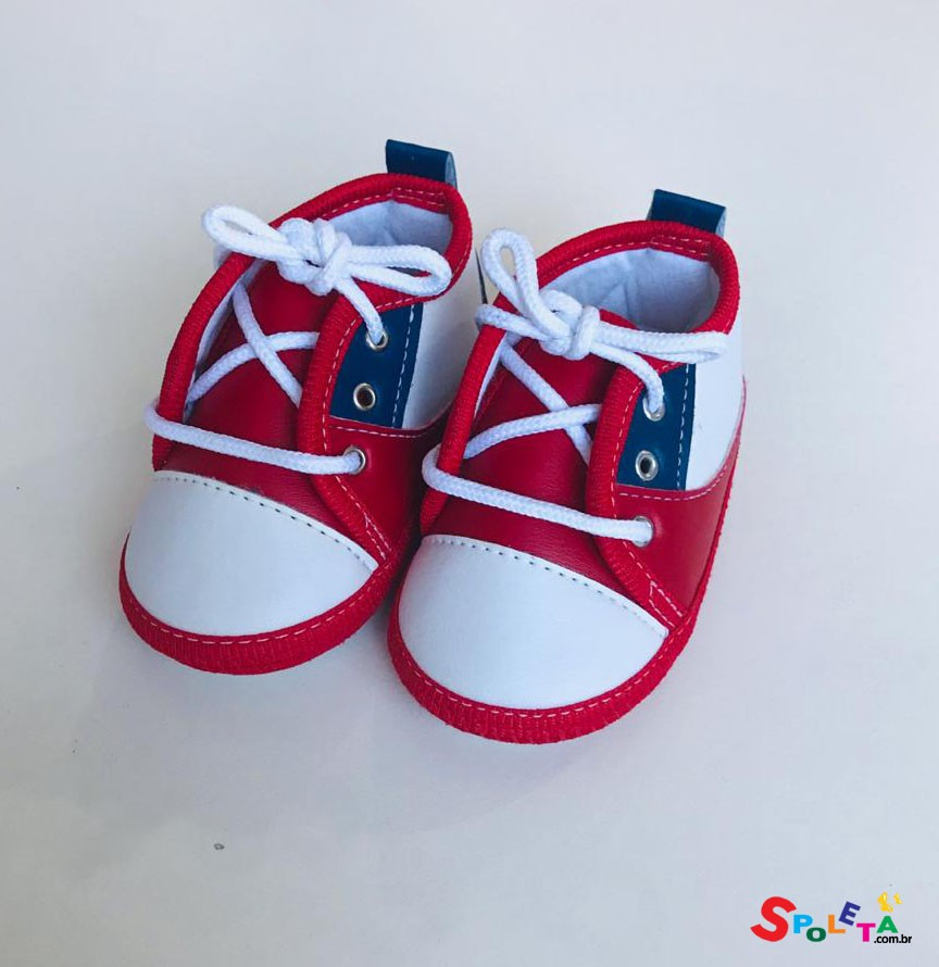 Sapato Infantil Masculino Baby