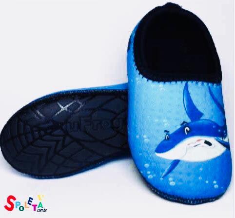 Sapato Neoprene  Tubarão