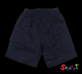 Shorts Sarja Masculino Marinho