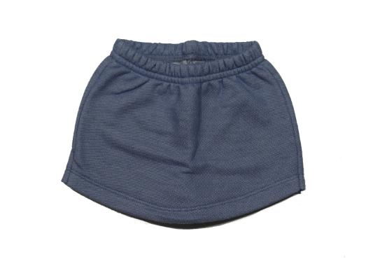 Shorts  Saia Infantil Feminino em Moletom