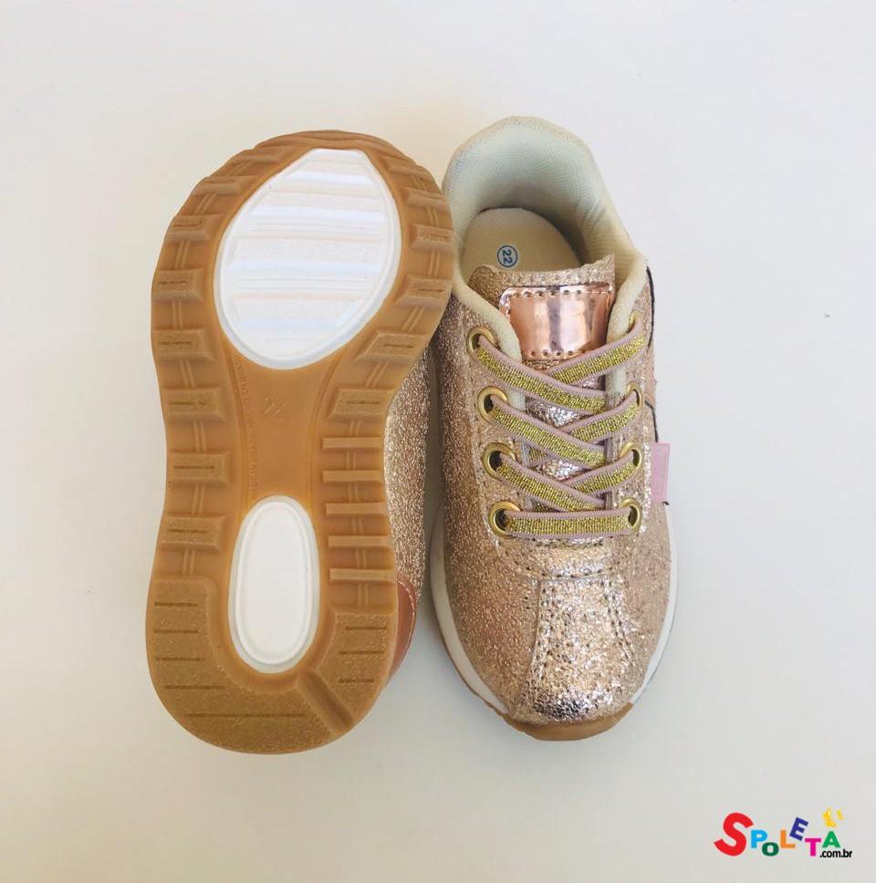 Tênis Feminino Infantil Estrela