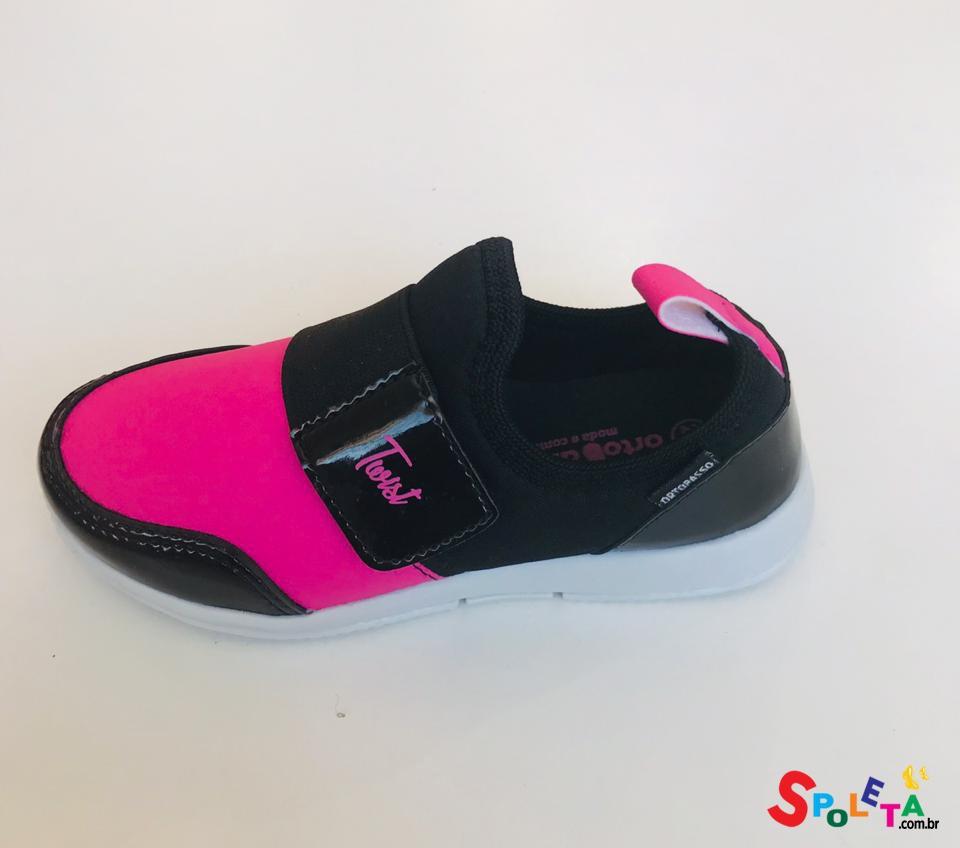 Tênis Infantil Feminino Jogging