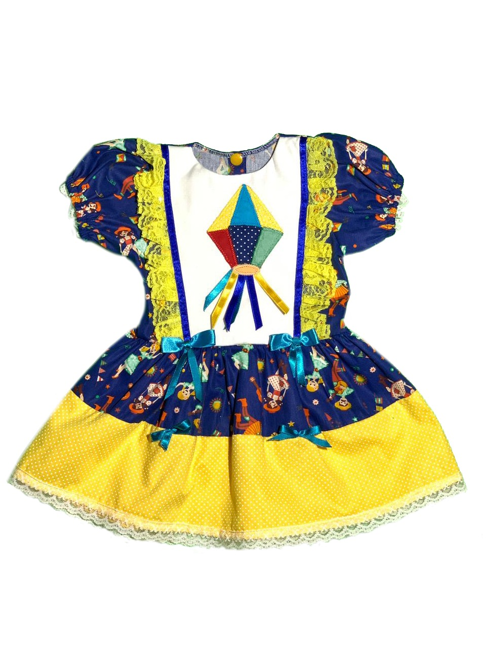 Vestido festa Junina Spoleta