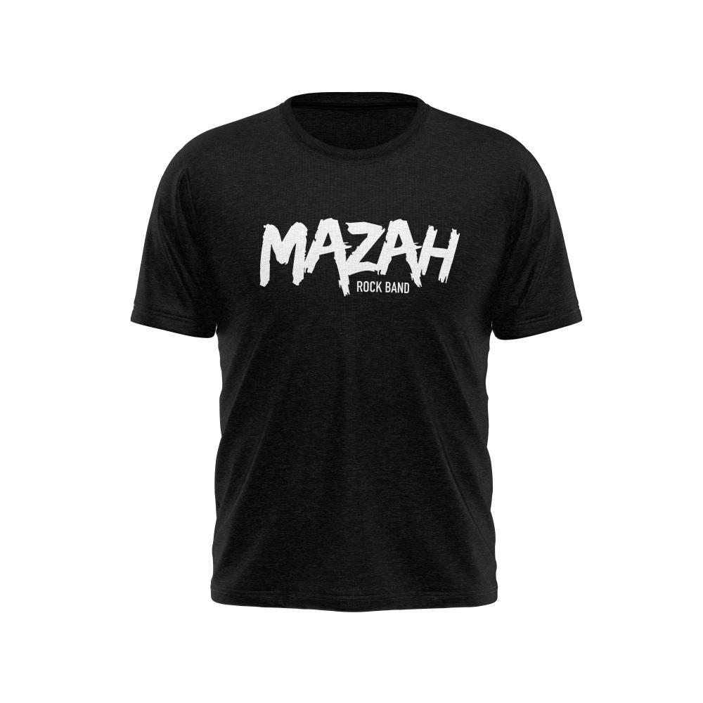 Camiseta Banda Mazah