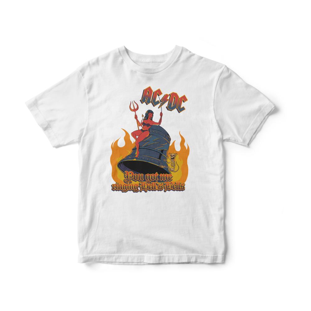 Camiseta INFANTIL AC/DC