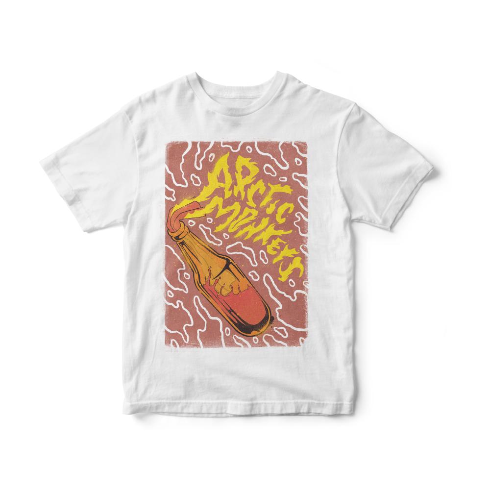Camiseta INFANTIL Arctic Monkeys