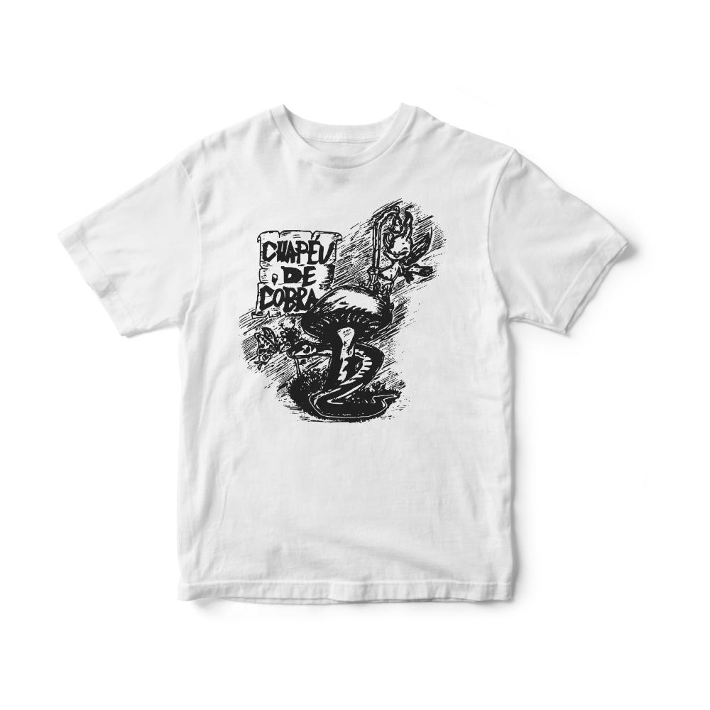 Camiseta INFANTIL Banda Chapéu de cobra