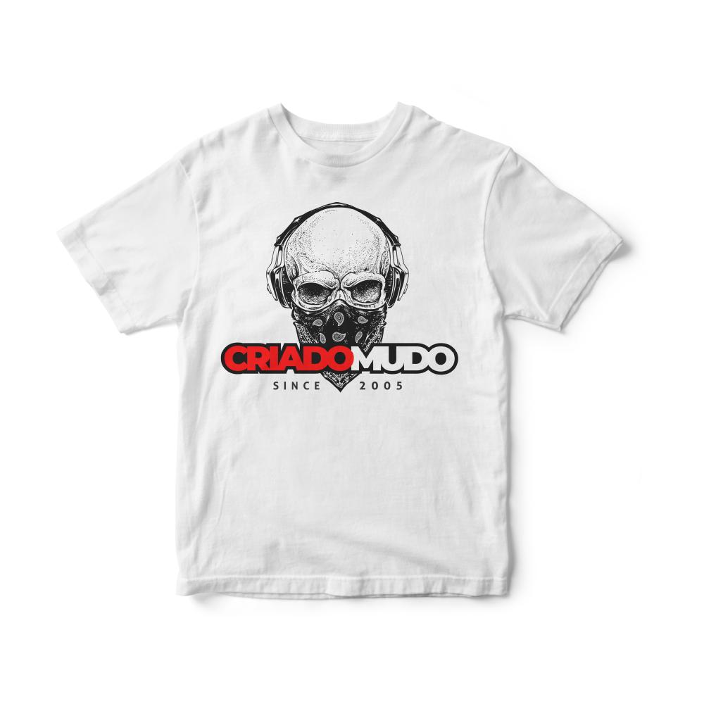 Camiseta INFANTIL Banda Criado Mudo