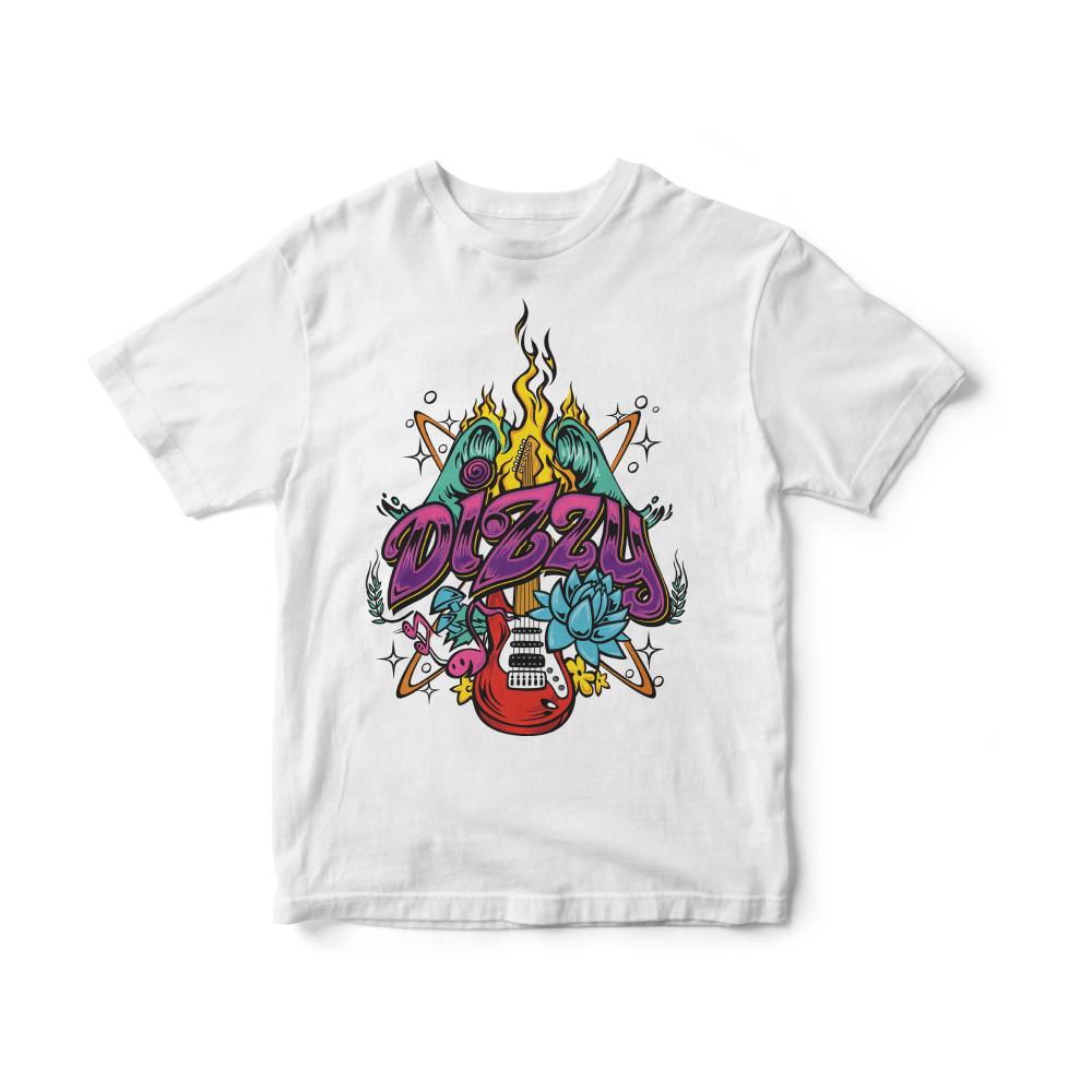 Camiseta INFANTIL Banda Dizzy