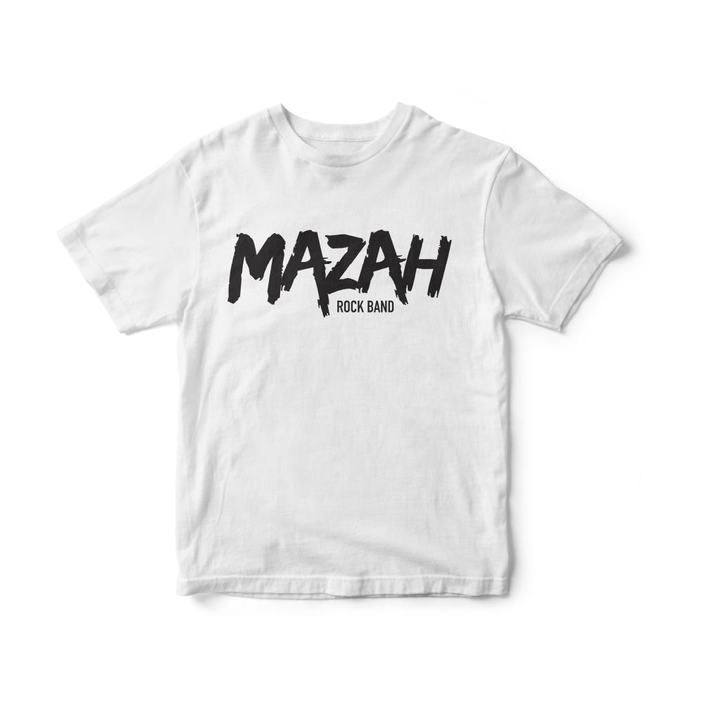 Camiseta INFANTIL Banda Mazah