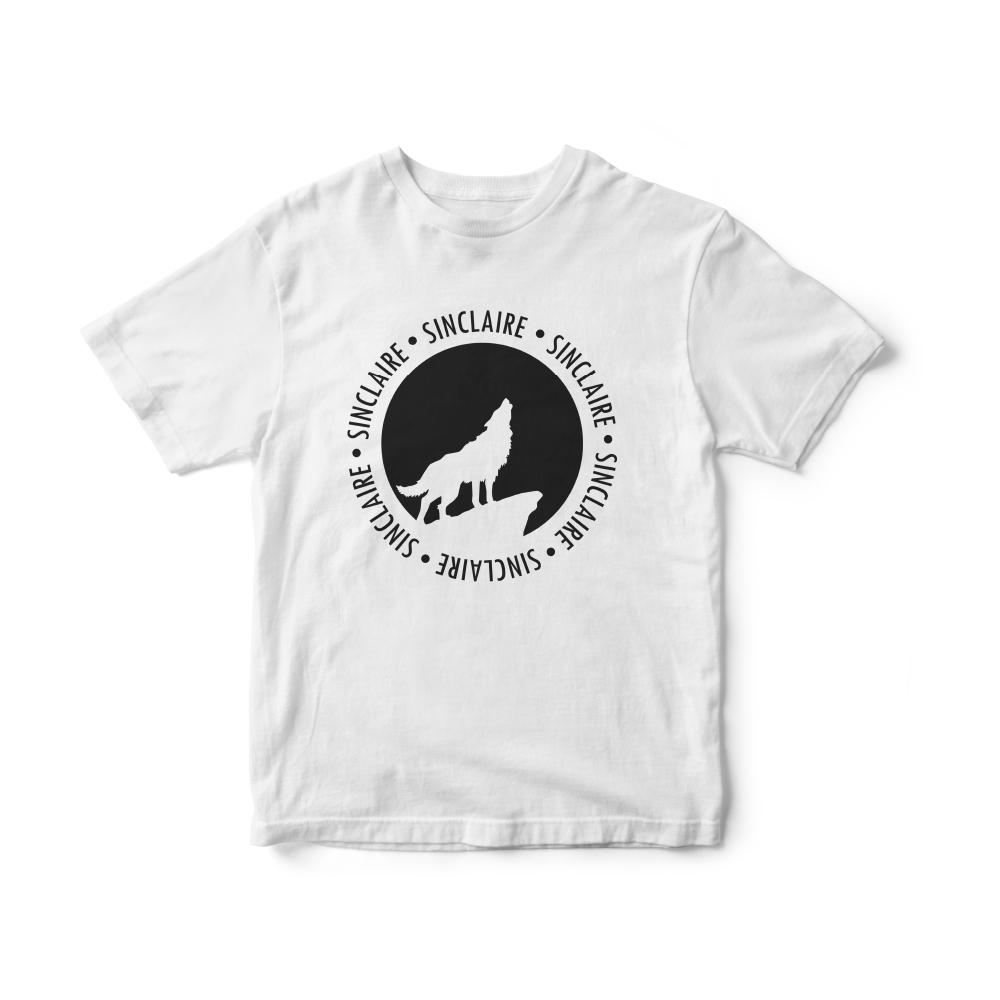 Camiseta INFANTIL Banda Sinclaire