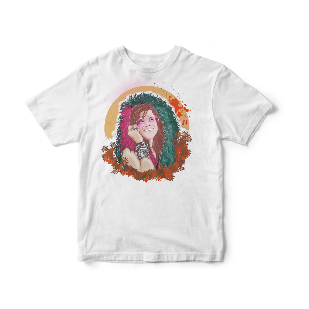 Camiseta INFANTIL Divas da Música