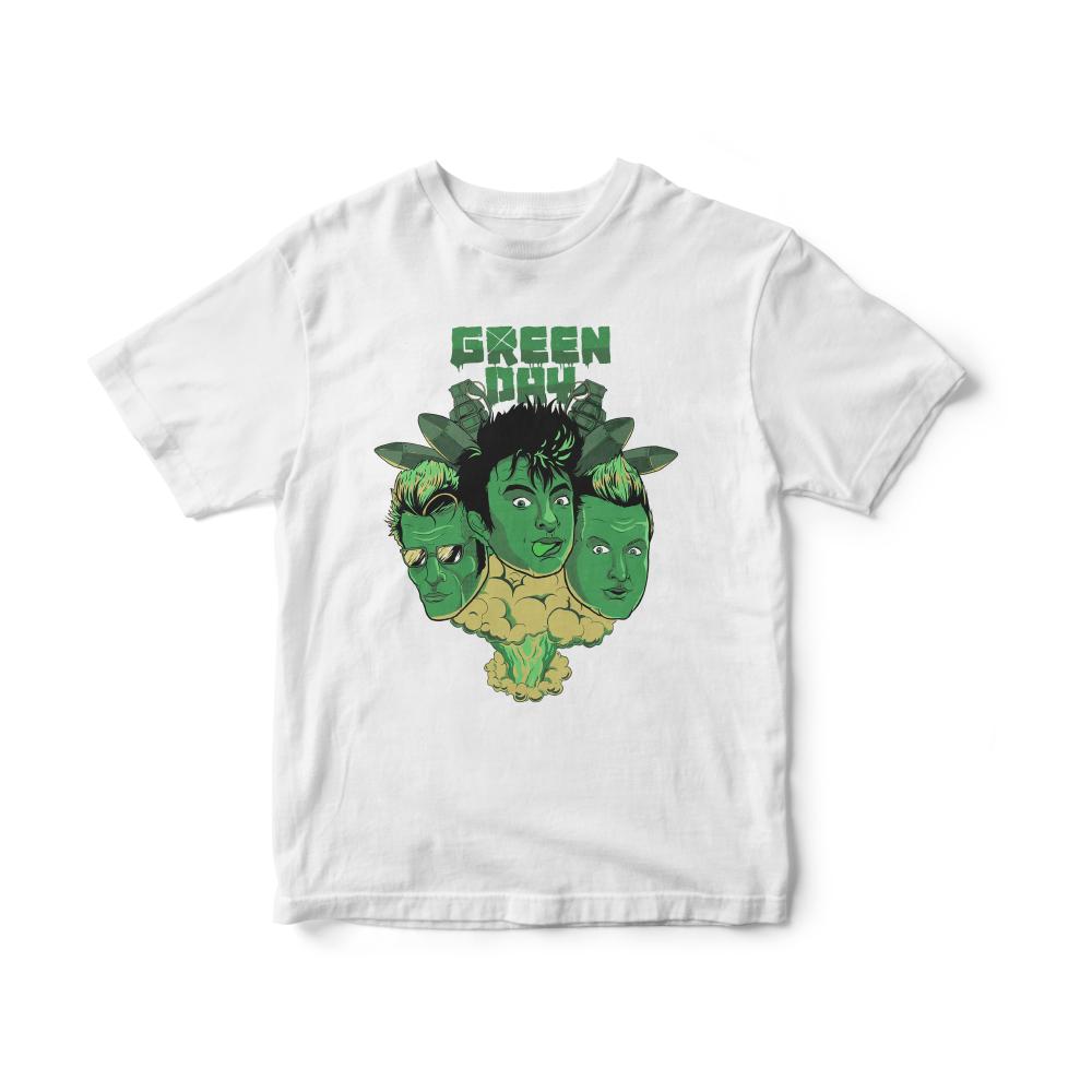 Camiseta INFANTIL Green Day