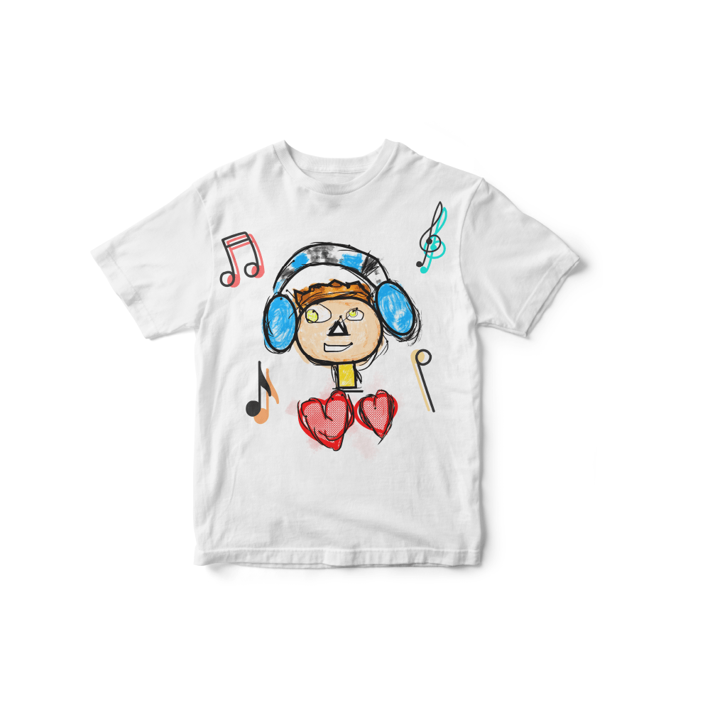 Camiseta INFANTIL Guardiões