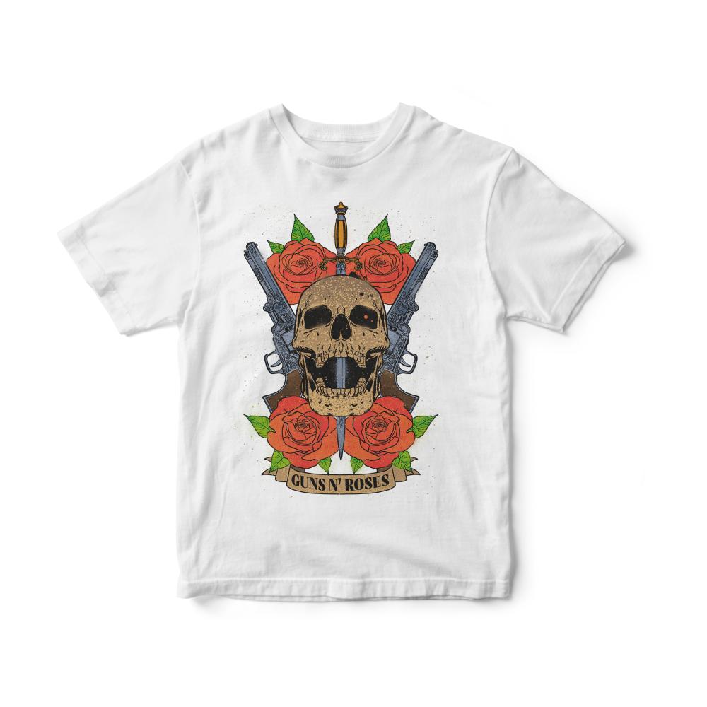 Camiseta INFANTIL Guns N' Roses