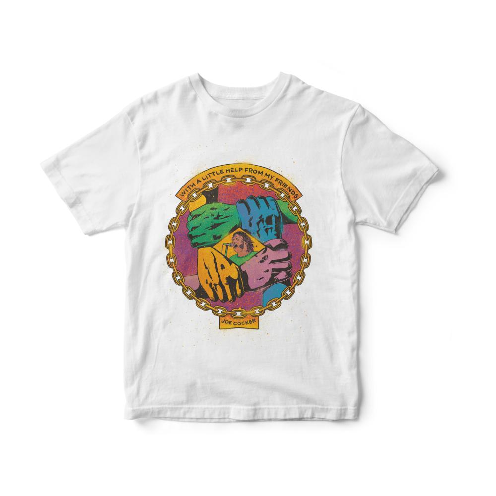 Camiseta INFANTIL Joe Cocker