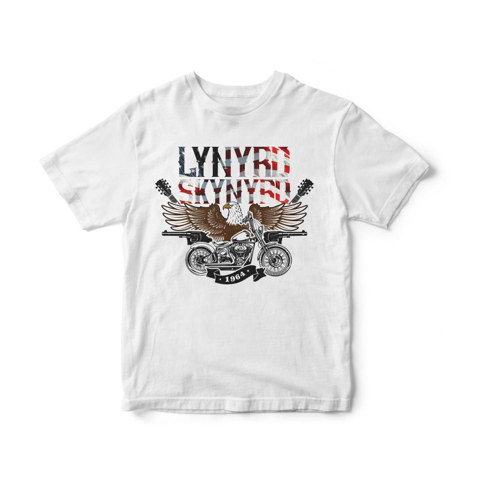 Camiseta INFANTIL Lynyrd Skynyrd