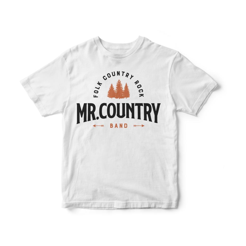 Camiseta INFANTIL Mr. Country Band