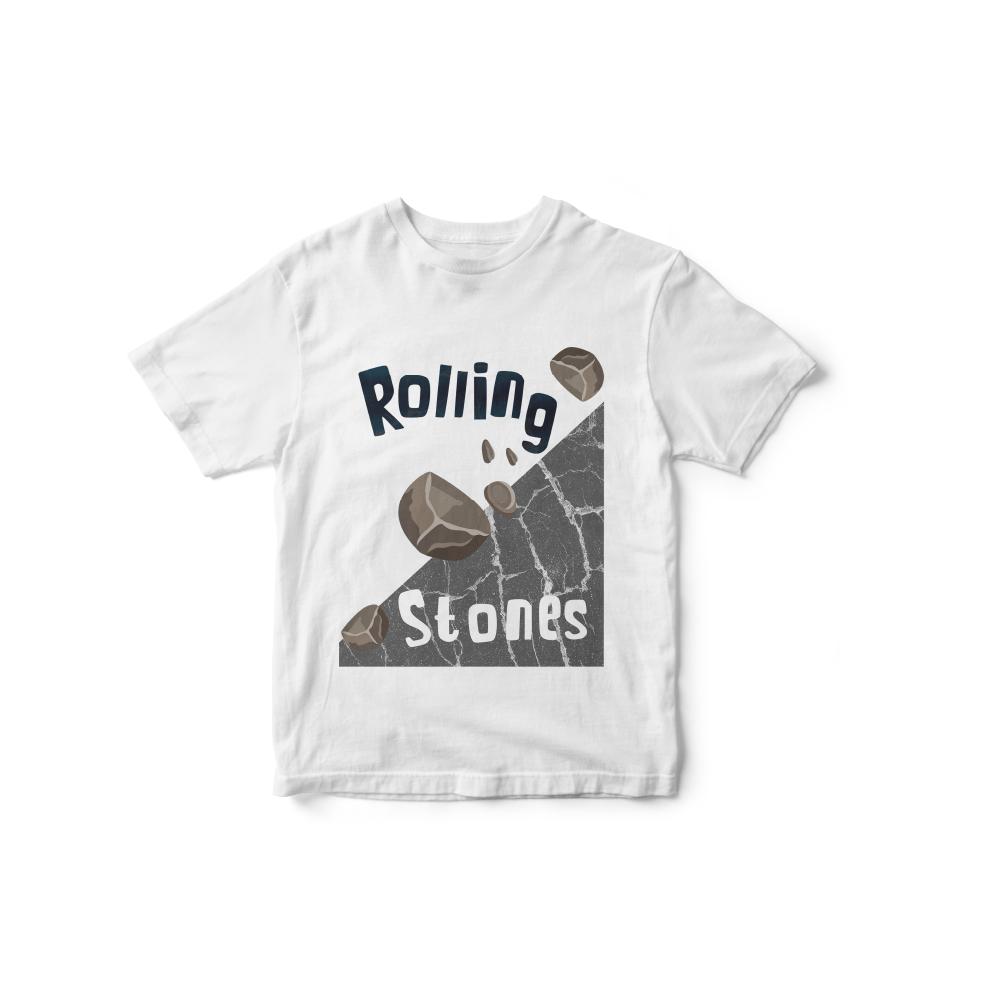 Camiseta INFANTIL Rolling Stones