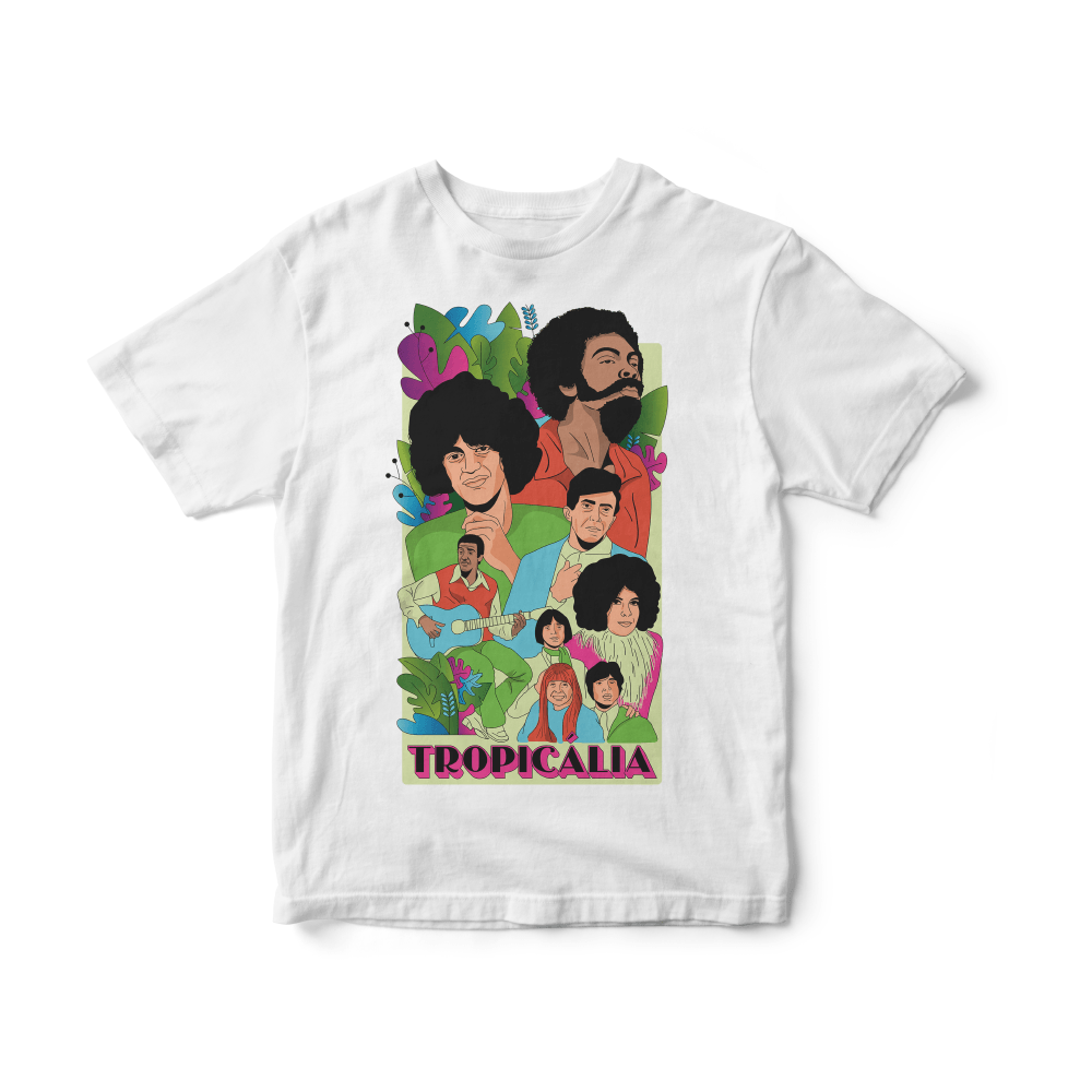 Camiseta INFANTIL Tropicália