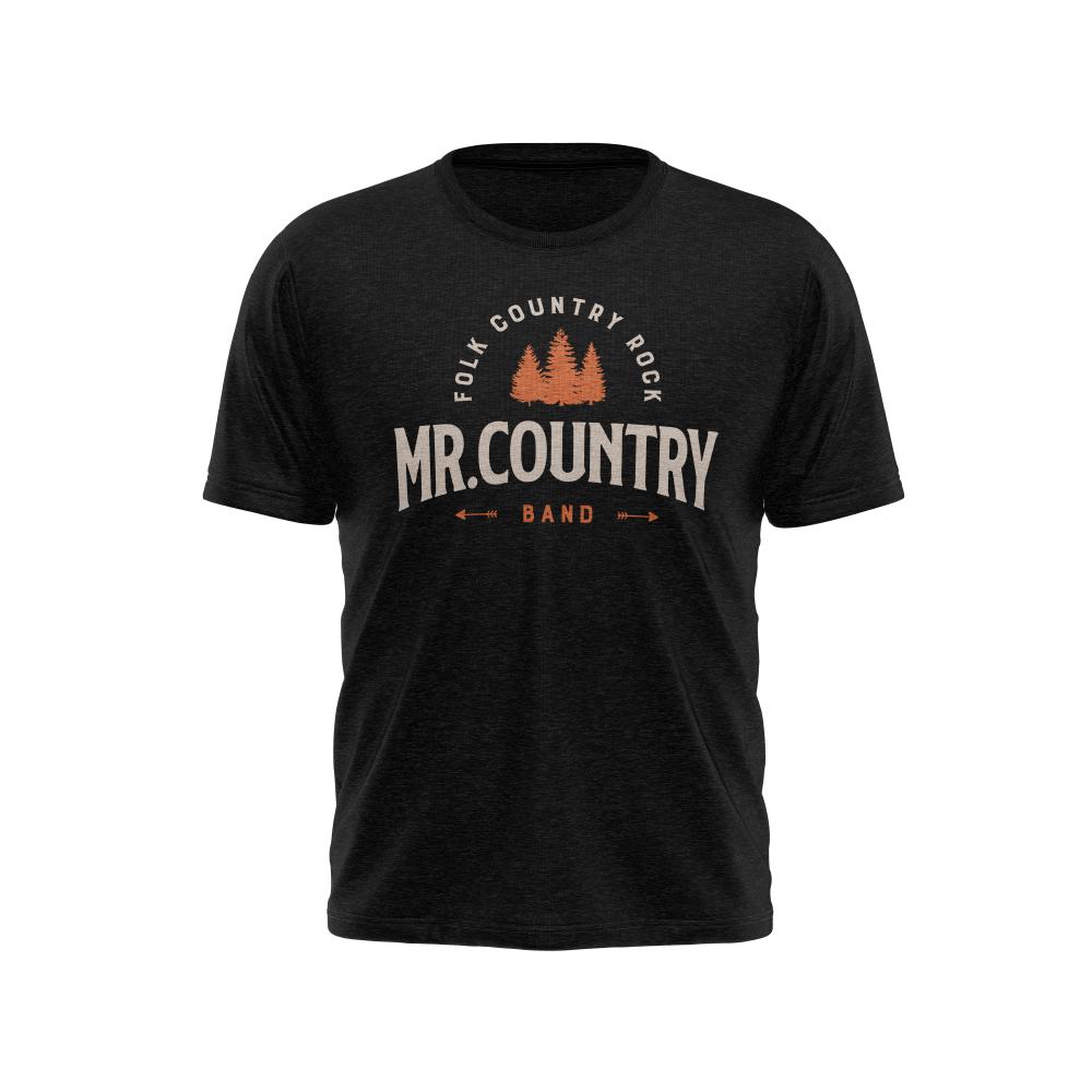 Camiseta Mr. Country Band