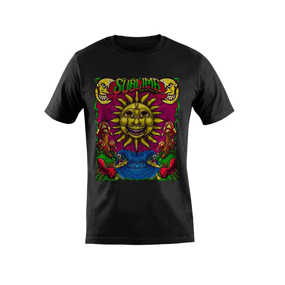 Camiseta Sublime