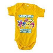 Body Personalizado Bebe BabyShark