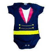 Body Personalizado Bebe - Pequeno Principe - Mesversário