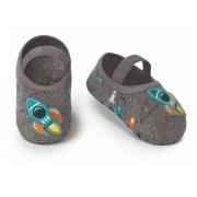 Meia Sapatilha Infantil Puket Bebê C/aplique Antiderrapante