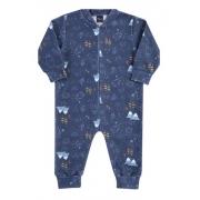Pijama Macacão Soft Infantil Dila Menino