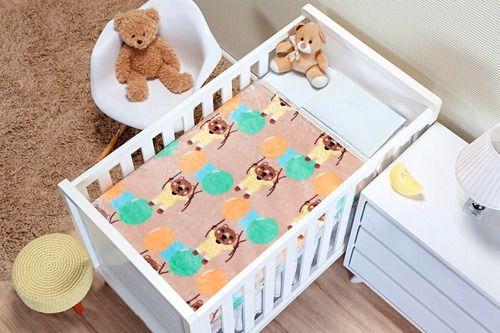 Cobertor Bonno Infantil Bebê - Etruria