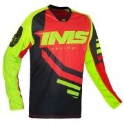 Camisa IMS Sprint Vermelha Preta Promoção