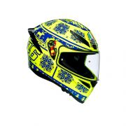 Capacete AGV K1 Winter Test 2015