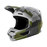 Capacete FOX MVRS PRZM Camo Verde Militar Lançamento 2020