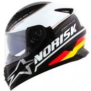 Capacete NORISK FF302 Soul Grand Prix Germany (Alemanha)