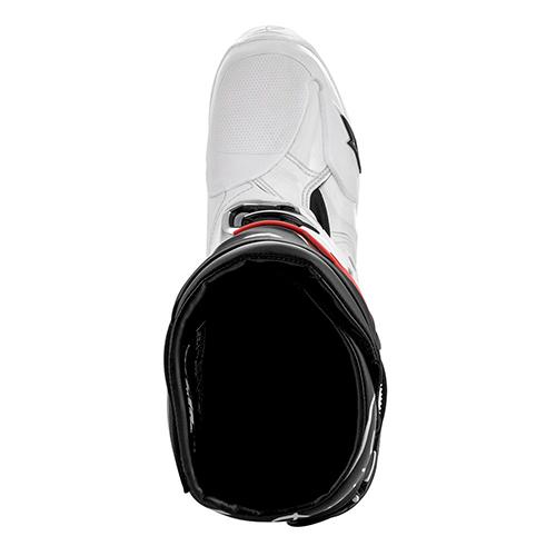 Bota ALPINESTARS Tech 10 Deus Ex Machina Preta Branca