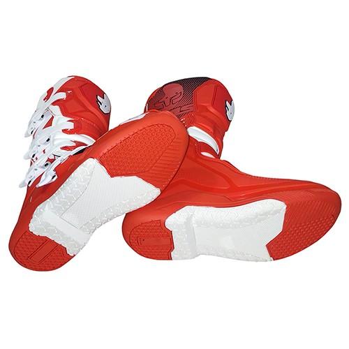 Bota IMS Factory Vermelha/branca Lançamento