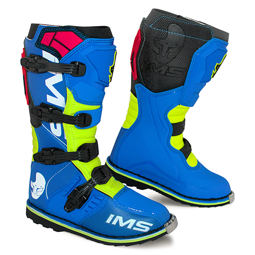 Bota IMS Light Azul Flúor