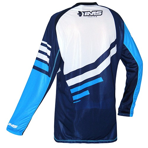 Camisa IMS Sprint Azul Branca Promoção